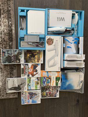Nintendo Wii bundle pack for Sale in Glen Burnie, MD