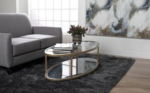 "48"" oval coffee table BRAND NEW for Sale in Vancouver, WA"