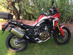 2016 Honda Africa Twin (manual) for Sale in Glendale, CA