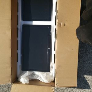 HP Dual Monitor Set Up for Sale in Pompano Beach, FL