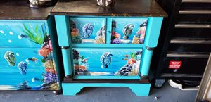 Manatee 2 drawer dresser Florida beach coastal tropical decor for Sale in NEW PRT RCHY, FL