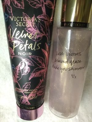 Victoria Secret Shimmery Scented Duo for Sale in Paradise Valley, AZ