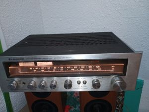 Kenwood Am -Fm stereo receiver model kR- 4070 for Sale in Tarpon Springs, FL