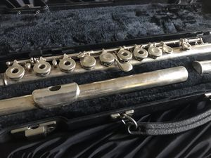 Signet Open Holed C Flute for Sale in San Francisco, CA