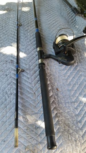 SHAKESPEARE SURF & PIER FISHING ROD COMBO for Sale in Arcadia, CA