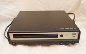 JSI / Koss DVD Player (JS4110) in good working condition. Normal signs of wear/tear as seen in pictures. This DVD player DOES NOT come with a remote. for Sale in Raleigh, NC