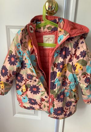 Hanna Andersson winter coat size 100 for Sale in Potomac, MD