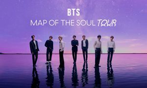 BTS Map of the Soul Tour Rose Bowl SOLD OUT for Sale in Whittier, CA