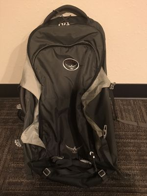 Osprey Farpoint 55L Travel Backpack - No daypack for Sale in Portland, OR