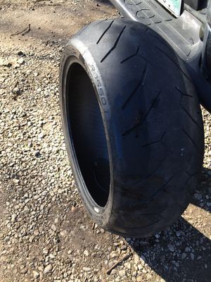 240 street bike tire with some life left for Sale in La Vergne, TN