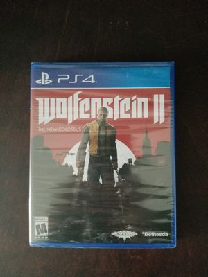 Wolfenstein 2 - PS4 for Sale in Tigard, OR