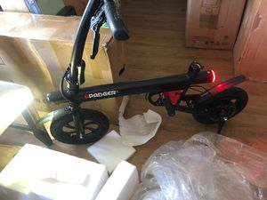 Electric Bike, Ebike 15mph ((New)) it's missing the Charger, you can buy at Amazon for 25 dollars for Sale in Chula Vista, CA