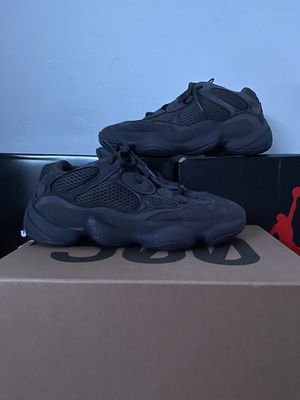 Yeezy 500 Utility Black - Size 8.5 for Sale in Sunnyvale, CA