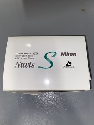 Nikon Nuvis S Digital Camera for Sale in Fairfield, CT