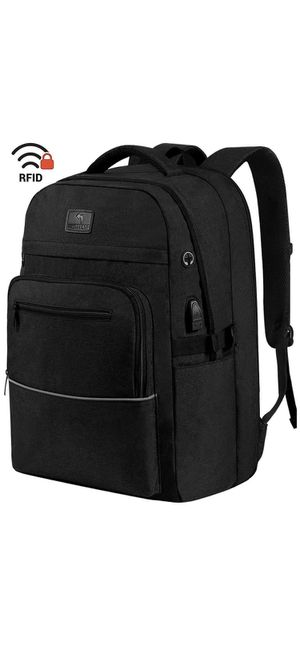 Brand new 17.3 inch Laptop Backpack with USB Charging Port, TSA Checkpoint Friendly Waterproof, Business Travel Tablet Backpacks for Sale in Las Vegas, NV