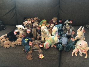 Beanie baby collection for Sale in Hamilton Township, NJ