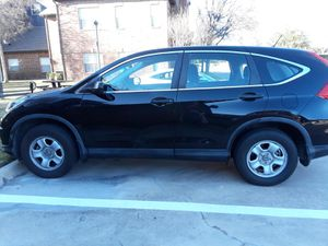 Honda CRV 2015 for Sale in Fort Worth, TX