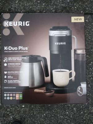 Keurig K-Duo Plus for Sale in Tacoma, WA
