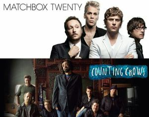 TONIGHT!! 2 tickets Matchbox 20 & Counting Crows for Sale in Scottsdale, AZ