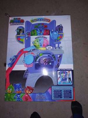 PJ masks save the day headquarters for Sale in Riverside, CA