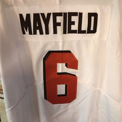 Baker Mayfield Cleveland Browns #6 Womens NFL Jersey for Sale in Bakersfield,  CA