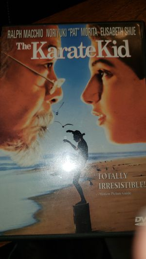 The Karate Kid Part 1 DVD Disk 📀 for Sale in Chicago, IL