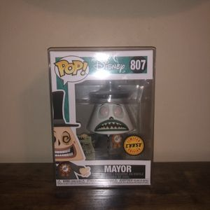 Nightmare Before Christmas Mayor Chase Funko Pop for Sale in Odessa, TX