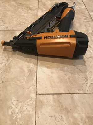 BOSTITCH 15GA Nail Gun for Sale in Alexandria, VA