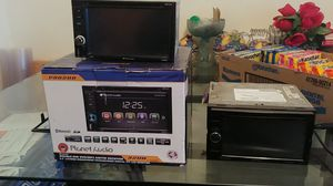 Planet audio & kenwood double dins for Sale in Glendale, AZ