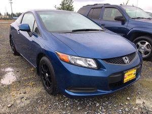2012 Honda Civic Cpe for Sale in Marysville, WA