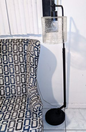 Nice chair comes with lamp excellent condition for Sale in Los Angeles, CA