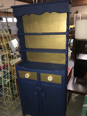 Antique Cabinet for Sale in Fuquay Varina, NC