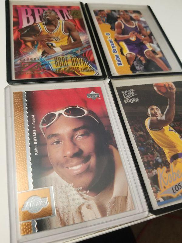 Kobe Bryant Rookie Card Mystery Pack