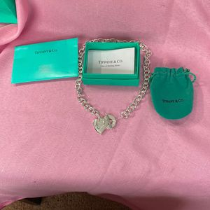 New Tiffany & Co Heart Necklace for Sale in Renton, WA