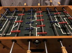 Harvard foosball game table for Sale in Tucson, AZ