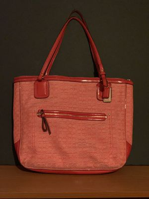 Coach - Small Tote Bag for Sale in Euclid, OH