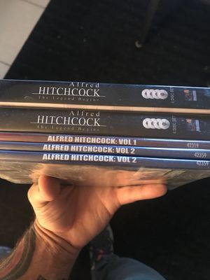 Alfred Hitchcock collection for Sale in Phoenix, AZ