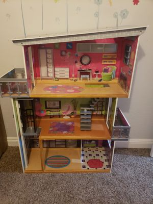 Doll house, Barbie toys for Sale in Peoria, AZ