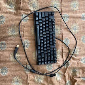 rbg gaming keyboard for Sale in Walnut, CA