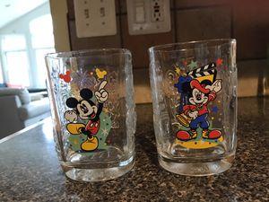 Vintage 16 oz Disney glasses for Sale in Baltimore, MD