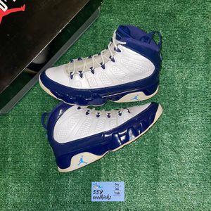 Jordan 9 UNC for Sale in Fresno, CA