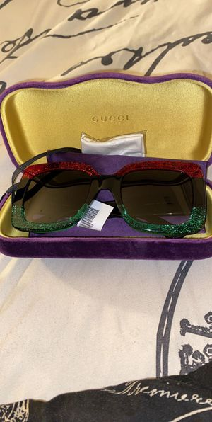 Brand New Authentic Gucci Sunglasses for Sale in Washington, DC