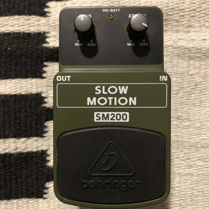 Behringer Slow Motion Guitar Pedal for Sale in Milwaukie, OR