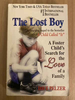 The Lost Boy Book - True story for Sale in Perris, CA
