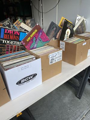 RECORDS ONLY GARAGE SALE- By Appt Only for Sale in Lake Forest Park, WA