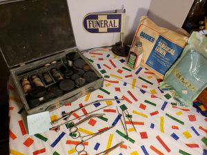 Antique/Vintage Morticians Lot- neat old products for Sale in Lorain, OH