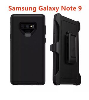 Samsung Galaxy Note 9 defender type case for Sale in Duncanville, TX