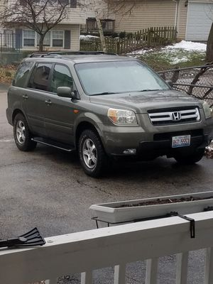 Honda pilot 2006 for Sale in McHenry, IL