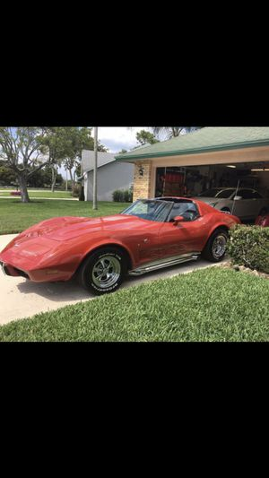 1977 Chevy Corvette for Sale in Ocala, FL