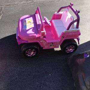 Princess Toy Car for Sale in Columbia, SC